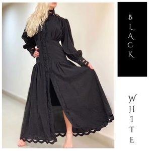 The Lindy Long Gorgeous Dress